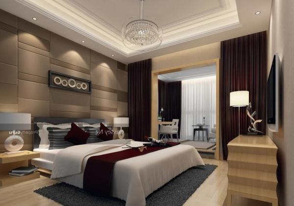صورة جبس غرفة نوم , اجمل صور لجبس غرف النوم المودرن