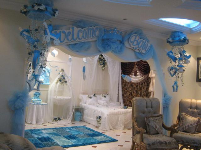 صورة تزيين غرفة النفاس , اجمل صور لتزين غرفه النفاس