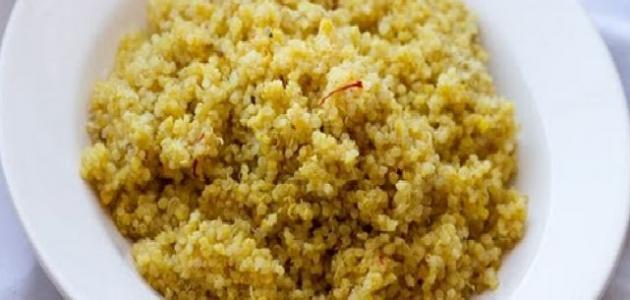 صورة كيفية طبخ الكينوا , اهم الحبوب الغذائية