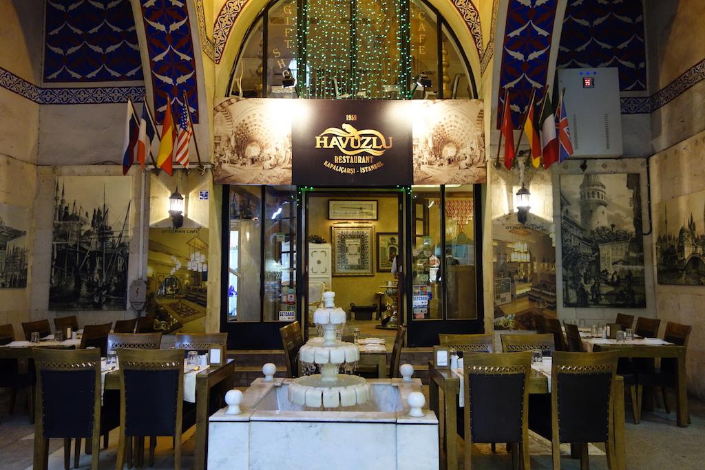 صورة افضل مطاعم اسطنبول السلطان احمد , ارخص مطاعم تركيا