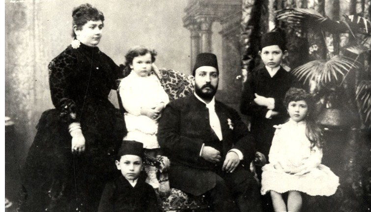 صورة زوجات الخديوي اسماعيل , تزوج اكثر من واحدة
