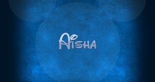 صورة اسم عائشة بالانجليزي , ارق الاسماء المنتشرة