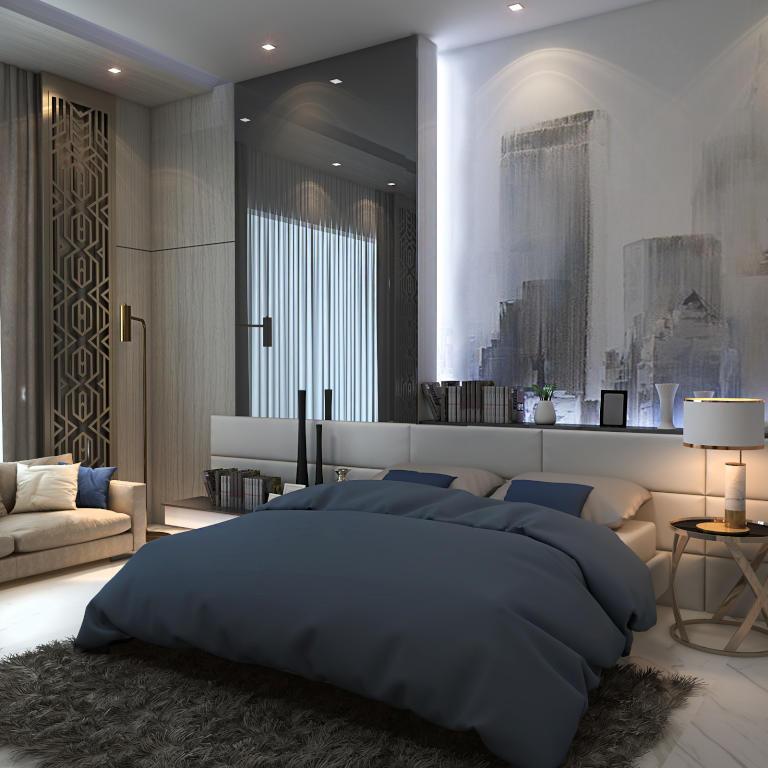 صورة صور غرف نوم بسيطة , ديكور غرف نوم جميل