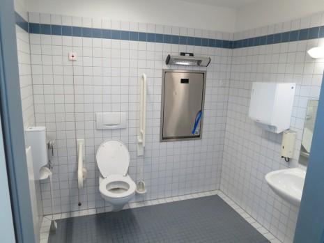 صورة تفسير حلم قضاء الحاجه في الحمام , حلمت انى فى الحمام