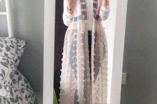 صورة ملابس صيفي محجبات , اجدد اللوكات الصيفية