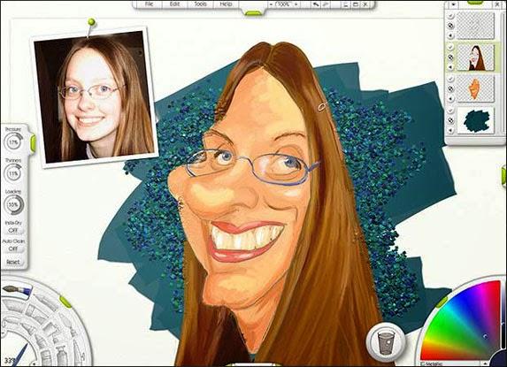 صورة حول صورتك الى شخصية كرتونية , تحويل الصورة لكرتونية