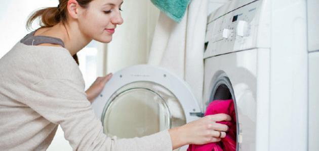 صورة كيفية غسل الملابس بطريقة صحيحة , اهم تعليمات الغسيل