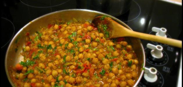 صورة طريقة طبخ الحمص , اسهل الطرق لطبخ الحمص