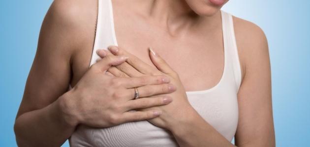 صورة اعراض سرطان الصدر , اهم الاعراض التى يجب الانتباه اليها