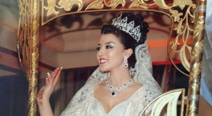 صور ملابس العروس المغربية , اشيك الملابس المغربية