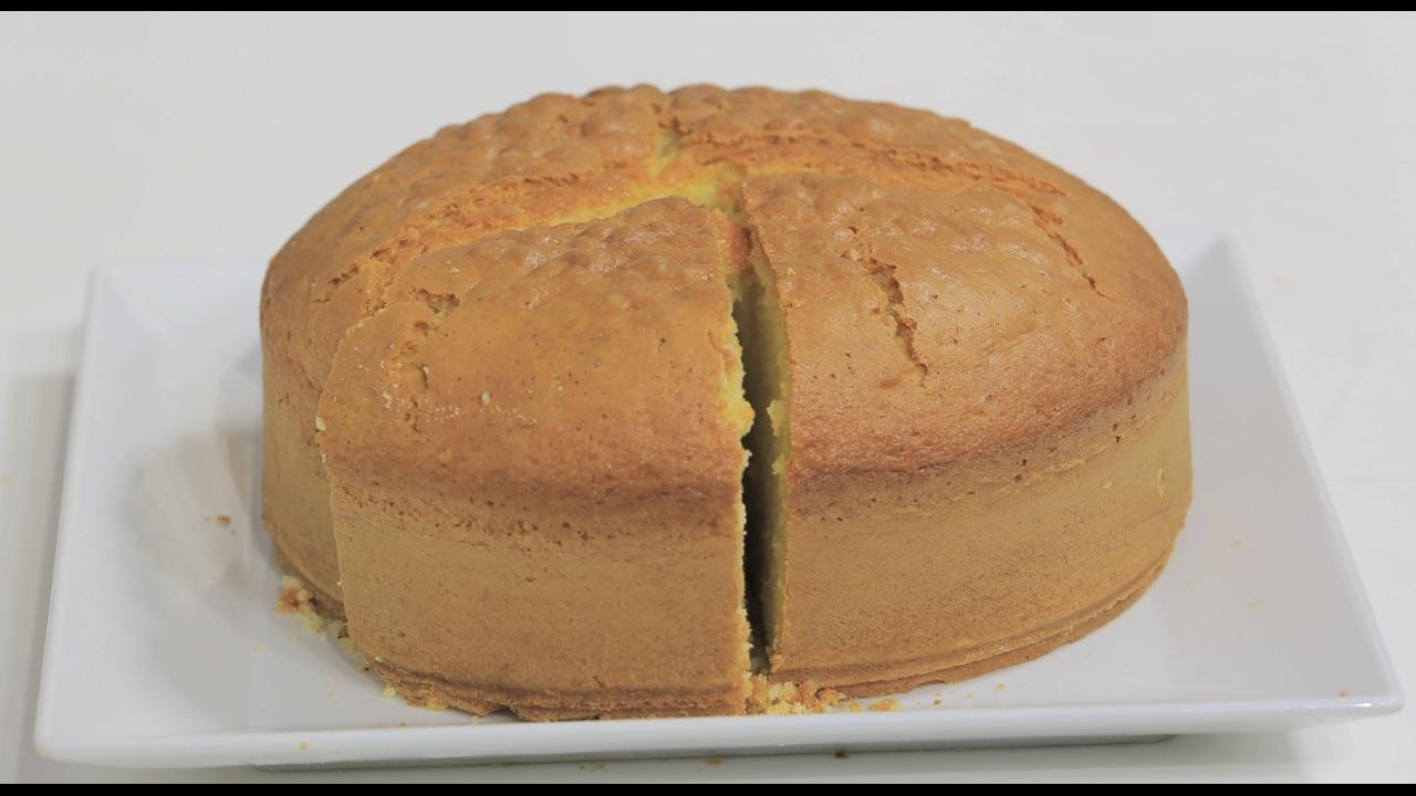 صورة طريقة عمل الكيكة الاسفنجية على قد الايد , وصفة كيكة سهلة جدا