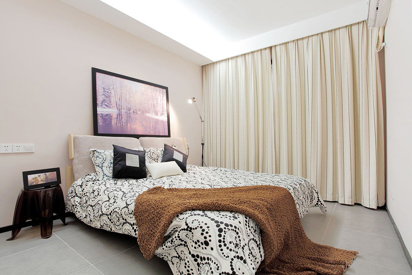 صورة احدث ديكورات غرف النوم , غرفة نوم اخر موديل