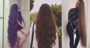 صور وصفات لتطويل الشعر , طرق طبيعيه وسحرية لاطالة الشعر