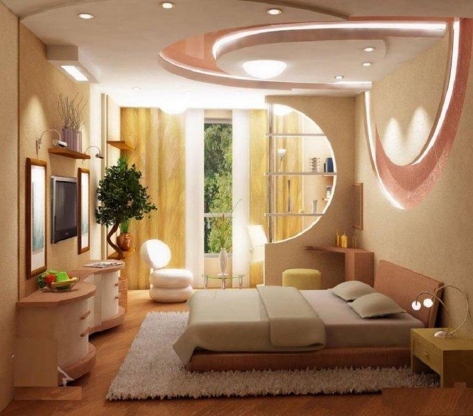 صورة ديكورات غرف نوم 2019 , اجعل غرفة نومك اكثر جاذبية