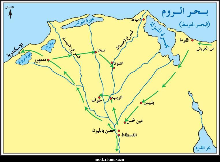 صورة متى فتحت مصر , تاريخ مصر الحبيبة