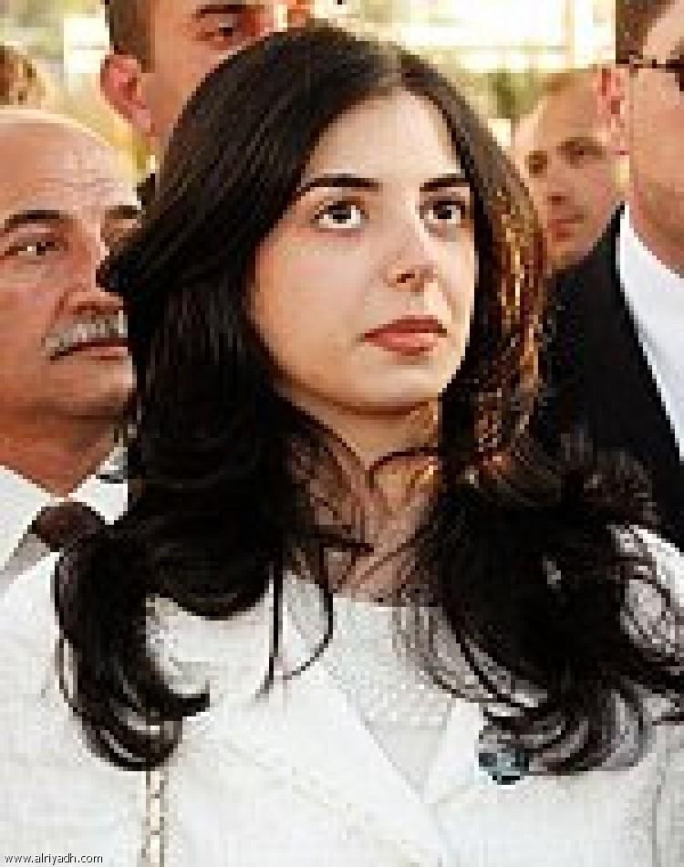 صورة بنات رفيق الحريري , ابنة رفيق الحريرى