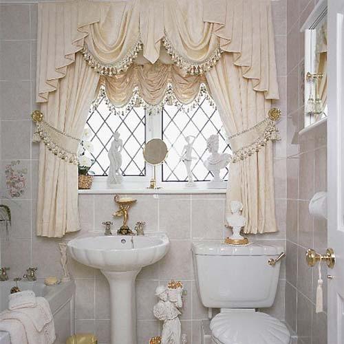 صورة صور ستائر الحمام , اشكال والوان جديده لستائر الحمام