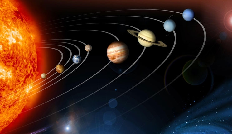 صورة صور المجموعة الشمسية , النظام الكوني والمجموعه الشمسيه