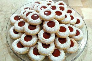 صورة حلويات العيد المغربية بالصور , حلويات مغربية و طريقتها بالصور