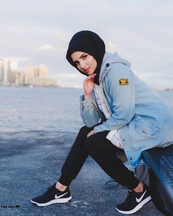 صور صور بنات محجبات 2019 , اجمل صور لاستايلات المحجبات 2019