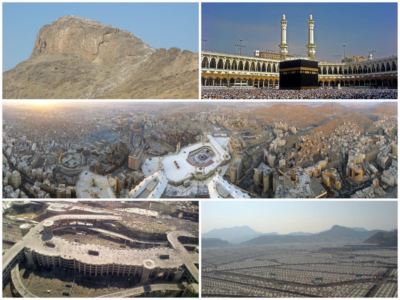صور صور عن مكه , التعريف عن مكة