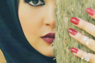صورة اجمل الصور الشخصية للفيس بوك للبنات المحجبات , صور جميله تناسب البنات المحجبه