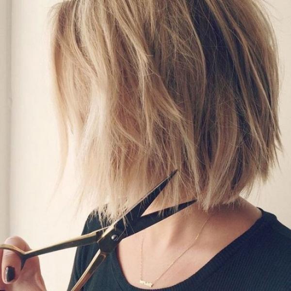 صور صور تسريحات للشعر القصير , احلي تسريحات الشعر