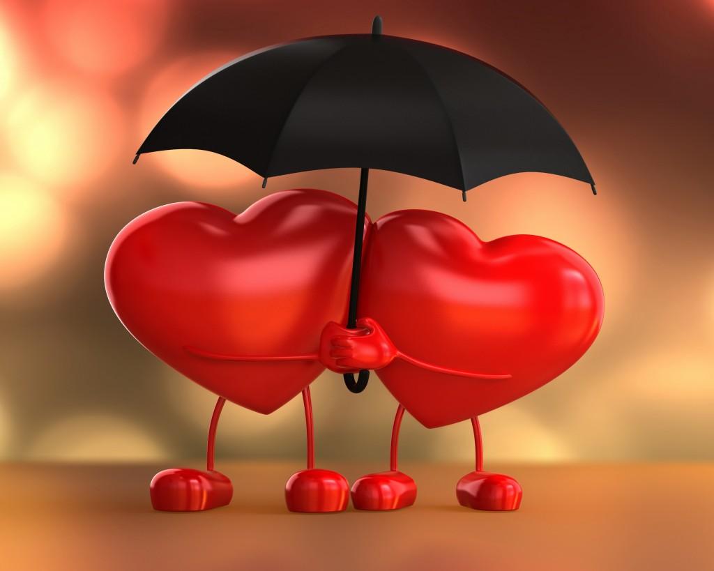 صورة صور قلوب حب , حب من القلب