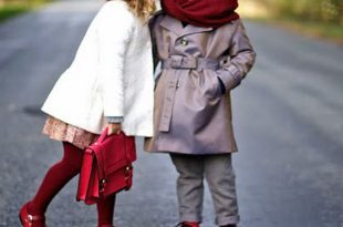 صورة صور ملابس شتوية للاطفال , احدث صيحات الموضه لملابس الاطفال الشتوية