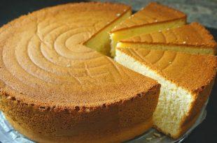 صورة طريقة سهلة لعمل الكيك , وصفة لتحضير كعكه بسيطه