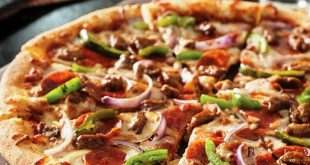 صورة كيفية صنع البيتزا في المنزل , اسهل طريقه عمل بيتزا بالبيت
