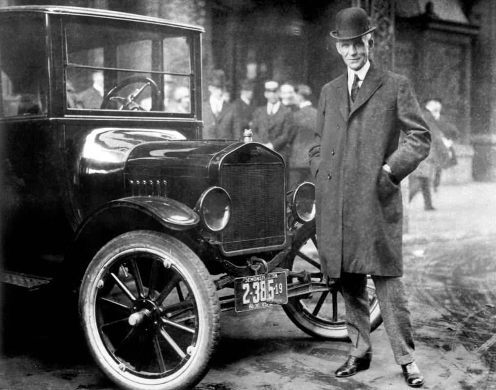 صورة من الذي اخترع السيارة , تعرف على اول من ابتكر العربيه