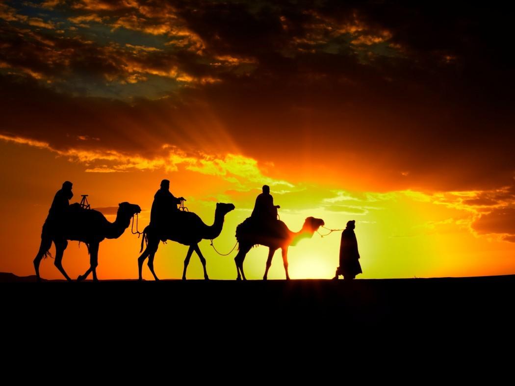 صورة من هو سلمان الفارسي , معلومات عن الصحابي سلمان الفارسي