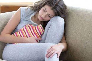 صورة علامات بداية الدورة الشهرية , مؤشرات اقتراب الحيض للمراه