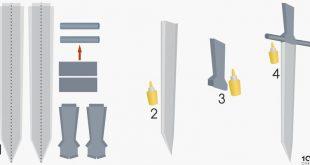 صورة كيف تصنع سيف , طريقه عمل سيف بيديك 12223 3 310x165