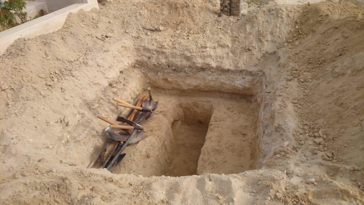 صورة رؤية دفن الميت في المنام , ماهو معنى الحلم بدفن المتوفي
