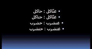 صورة تعلم اللغة المغربية , كلمات تفيدك للنطق المغربي