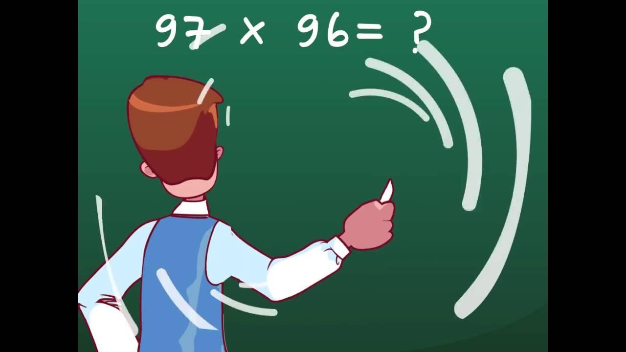صورة كيفية ضرب العشرات , طريقه تعليم الاطفال ضرب الارقام الكبيره