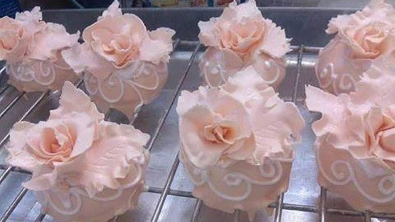 صورة حلويات 2019 للاعراس , احدث وافخم حلى الزفاف