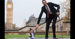 صورة اطول رجل في العالم واقصر رجل في العالم , تعرف على اكثر رجل طولا وايضا اقصرهم بالعالم