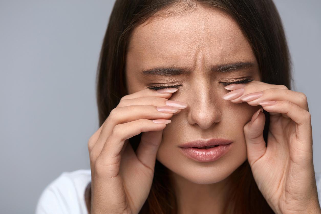 صورة سبب حكة العين , ما العوامل التى تؤدى الى الشعور بالحكه فى العينين