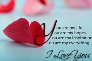 صورة رسائل حب رومانسيه , بطاقات غراميه مرسله للاحبه