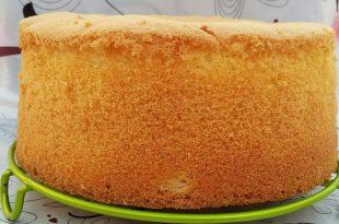 صورة عمل كيكة اسفنجية , كيفيه تحضير الكعكه الاسفنجيه