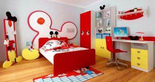 صورة احدث غرف نوم اطفال , كتالوج تصميمات اوض مودرن لطفلك