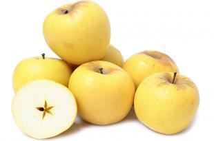 صورة فوائد التفاح الاصفر , معلومات ستذهلك عن فوائد التفاح الاصفر لجسمك