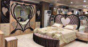 صورة غرف نوم 2019 , أستايل غرف للعرائس بشكل متناسق