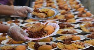 صورة اه من اكلات رمضان , وجبات رمضان