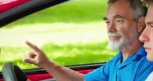 صورة لو عايز تكون سائق محترف , تعليم السواقة