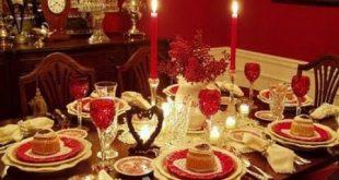 صورة ليلة رومانسية , عشاء رومانسي