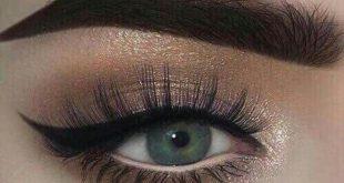 صورة أجمل مكياج للعيون , مكياج العيون